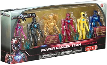 Best power rangers movie set Reviews