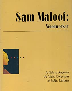 Sam Maloof: Woodworker (The MacArthur Foundation Library)