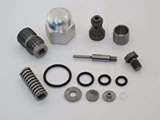 The ROP Shop New Crossover Relief Valve & Seal KIT fits Meyer Snow Plow E-47 E-57 E-60 Pumps