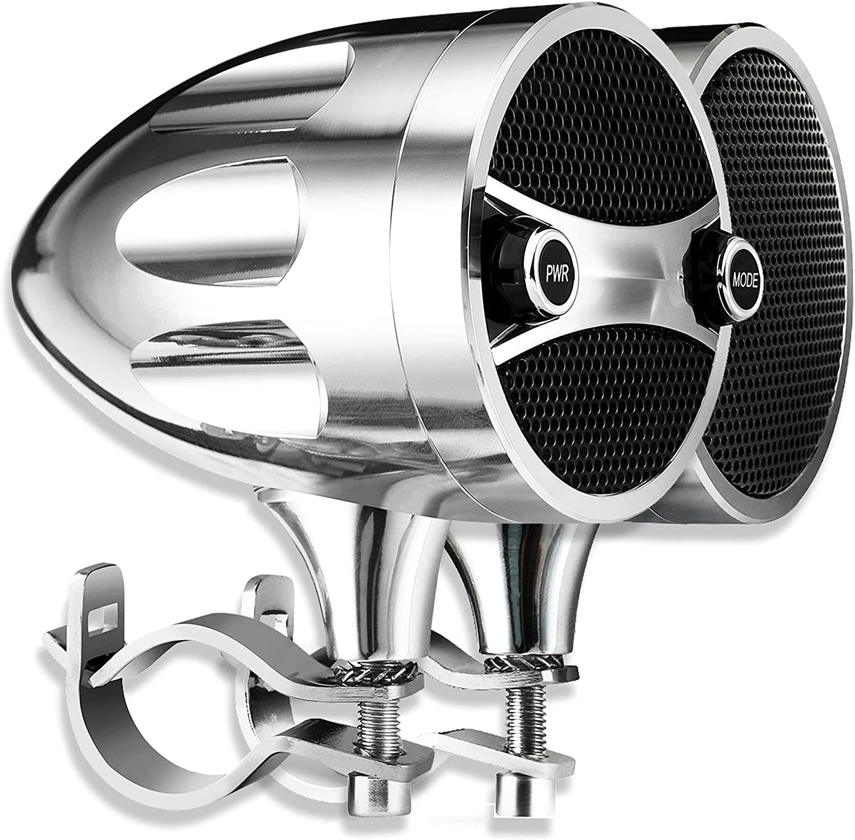 KSPEAKER Motorcycle Speakers Bluetooth 2021 Inch 3 Very popular Radio Waterproof