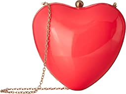 Betsey Johnson - Hearts Don't Lie Clutch