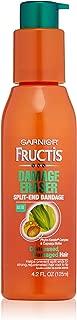 Garnier Fructis Damage Eraser Split-End Bandage Leave-in Treatment for Distressed, Damaged hair, 4.2 fl oz