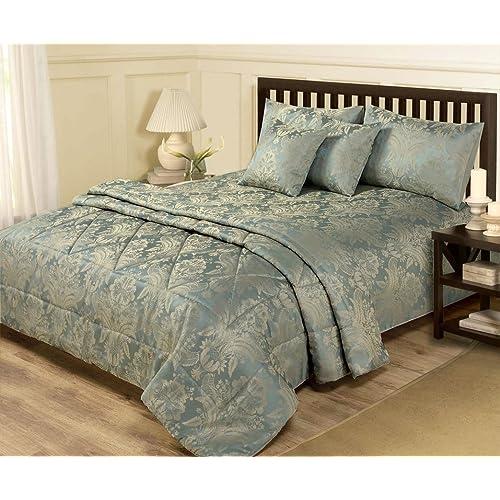 Luxury Bedspread Amazon Co Uk