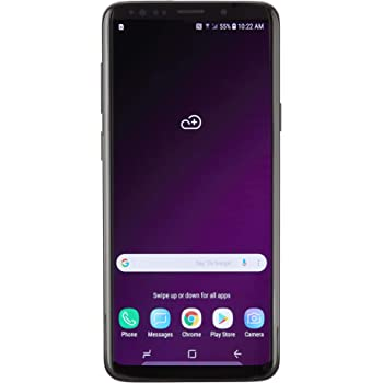 Samsung Galaxy S9+, 64GB, Midnight Black - For Verizon (Renewed)