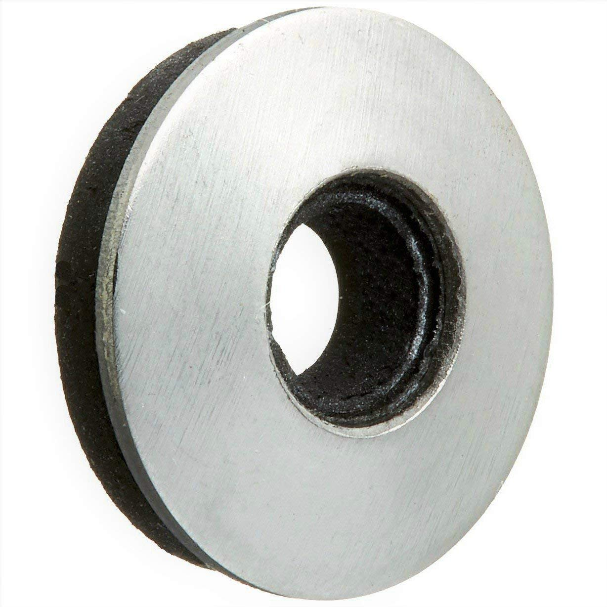 100 New popularity Qty #6 Cheap mail order specialty store Stainless Steel EPDM Bonded W Sealing Rubber Neoprene