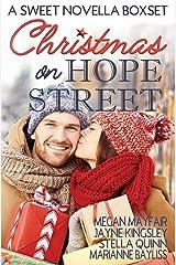 Christmas on Hope Street: A Sweet Romance Anthology: A Sweet Novella Boxset Paperback