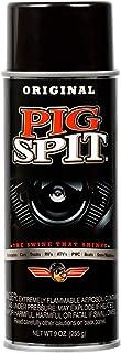 Pig Spit PSO Black Single Original for Use on Motors, Transmissions, Vinyl Plastic Trim Components and Tires, 9 oz