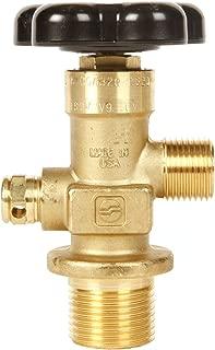 Sherwood CGA320 CO2 Gas Cylinder Valve - 1.125