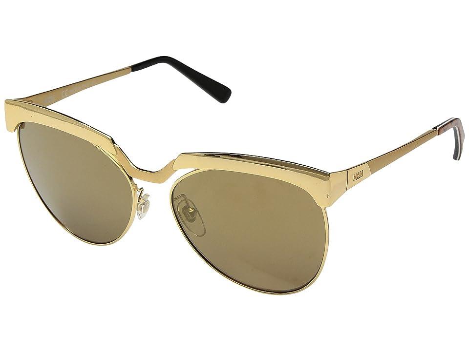 cc8e248e69230 MCM MCM105SL (Shiny Gold Gold Mirror) Fashion Sunglasses