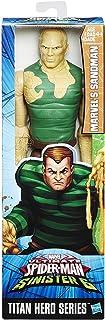 Hasbro B6388 Marvel Titan Hero Toy - Sandman 12 Inch Action Figure - Ultimate Spider-Man v Sinister 6