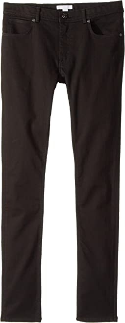 Burberry Kids - Skinny Denim Jeans in Black (Little Kids/Big Kids)