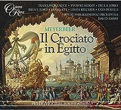 Meyerbeer - Il Crociato in Egitto / Y. Kenny · D. Jones · Montague · B. Ford · Benelli · Kitchen · Royal PO · D. Parry
