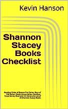 Shannon Stacey Books Checklist: Reading Order of Boston Fire Series, Boys of Fall Series, Devlin Group Series, Gardiner, Texas Series, Riverside Inn Series and List of All Shannon Stacey Books