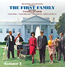 Audio track of Vaughn Meader's first TV appearance on Talent Scouts