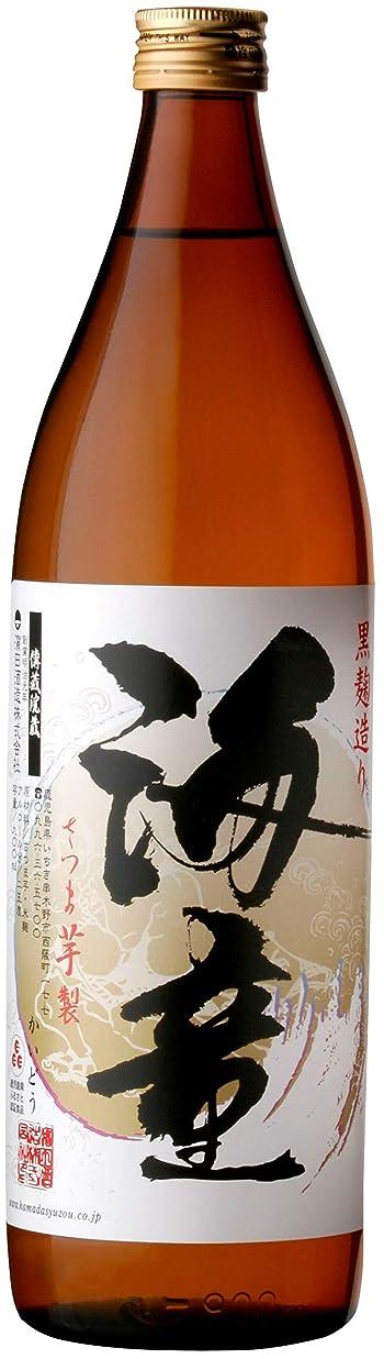 契約した合法メンター濱田酒造 海童 芋 瓶 [ 焼酎 25度 鹿児島県 900ml ]