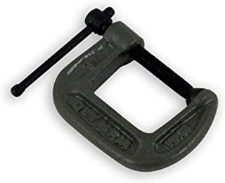 Olympia Tools 38-115 1-1//2-Inch by 1-1//2-Inch C-Clamp
