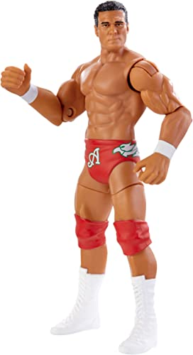 WWE Super Strikers Alberto Del Rio Figur [UK Import]