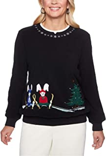 christmas sweaters for petites