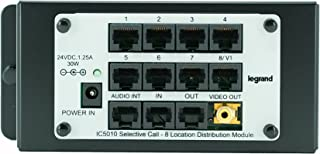 ON-Q Intercom Module Selective Call 8 Location Distribution Module (IC5010)