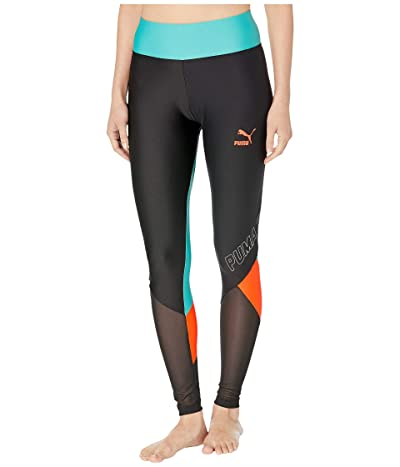 PUMA LuXTG Leggings (PUMA Black) Women