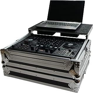 Harmony HCTKS4LT Flight Glide Laptop Stand DJ Custom Case for Traktor Kontrol S4