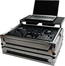 Harmony HCTKS4LT Flight Glide Laptop Stand Custom Case for American Audio VMS4
