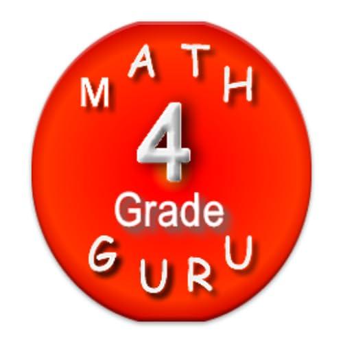 Vierter Grad - Kids - Mathematik Guru . Pro - auf der Grundlage USA - Common Core Standards