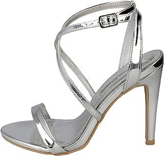 Kidderminster Anne Michelle Heeled Sandal For Women, 39 EU