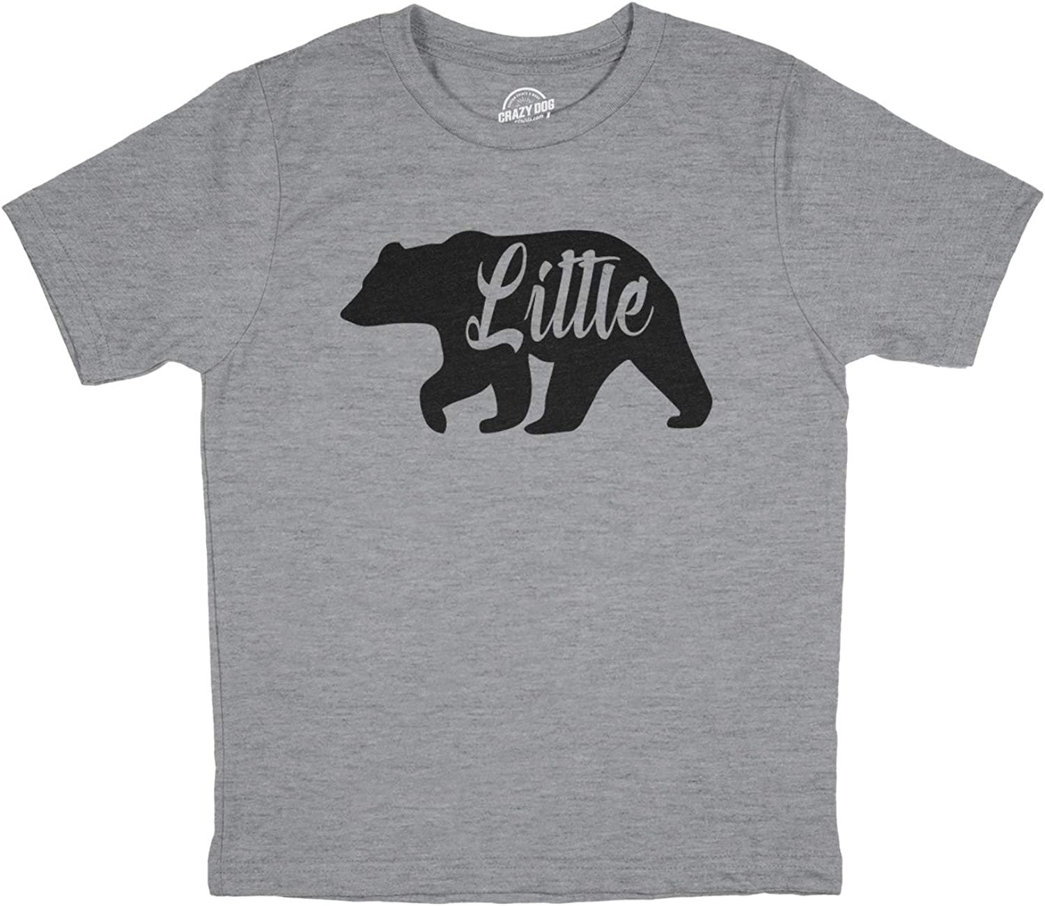 Toddler Little Bear for Max 52% OFF Children Limited time free shipping Graphic Family Novelty T Funny