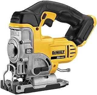 DEWALT DCS331B 20-Volt MAX Li-Ion Jig Saw, 20 V, Yellow