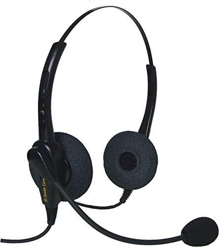 high quality Smith wholesale Corona Classic Binaural Headset w/Quick Connect wholesale Cord sale