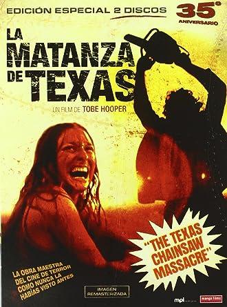 La Matanza De Texas 1974 Ed 40 Aniversario Vendido En Venta Directa 128406356