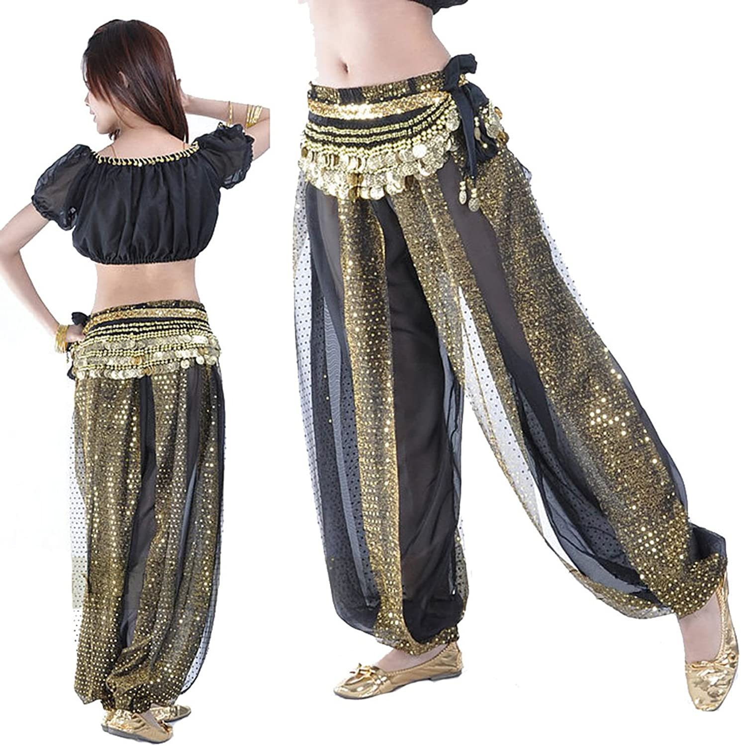 Belly Indian Dance Performance Clothing