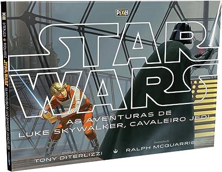 Star Wars. As Aventuras de Luke Skywalker. Cavaleiro Jedi