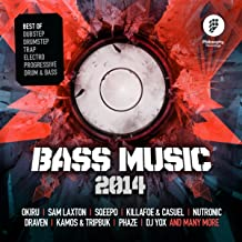 Bass Music 2014 (Best of Dubstep, Drumstep, Drum & Bass, Electro, Progressive, Trap)