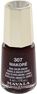 Mavala Nail Lacquer 307 - Makore for Women - 0.17 oz