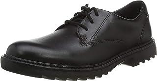 Clarks Asher Jazz Y, Zapatos de Cordones Derby Hombre, 36 EU