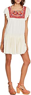 Free People Women's Day Glow Mini Dress