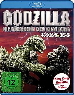 Godzilla - Die Rückkehr des King Kong Blu-ray