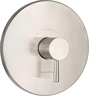 American Standard T064730.295 Serin Central Thermostat Trim Kit, Metal Knob Handle, Must Order On/Off Volume Control to Co...
