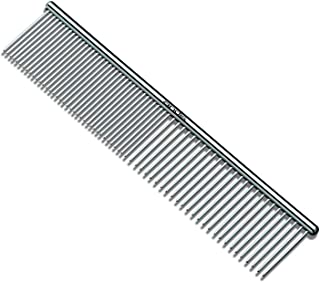 Andis 7.5 inch longhair cats stainless steel comb
