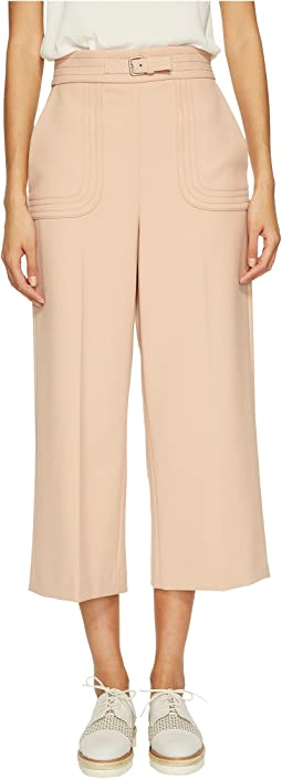 RED VALENTINO - Cady Tech Pants