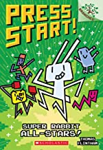Super Rabbit All-Stars!: A Branches Book (Press Start!)