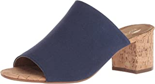 Women's Mid Level Heeled Sandal