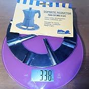 Menajes Utilar Rejilla Soporte Reductor Cafetera de 16,5cm ...
