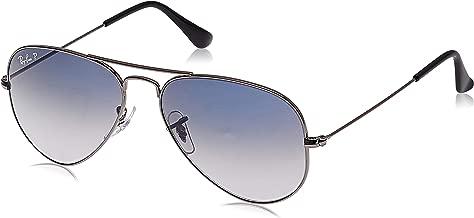 Ray-Ban RB3025 Aviator Classic Polarized Sunglasses