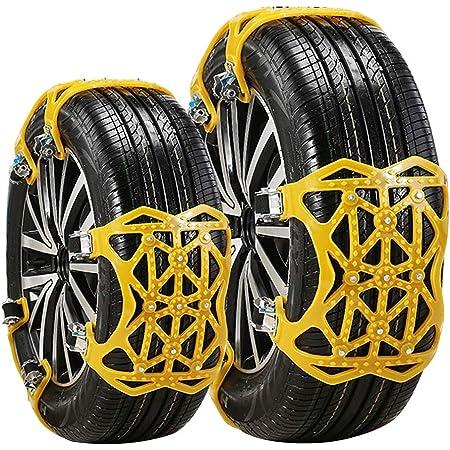 catene di pneumatici regolabili per camion SUV accessori auto. catene da neve antiscivolo per pneumatici portatili Catene da neve