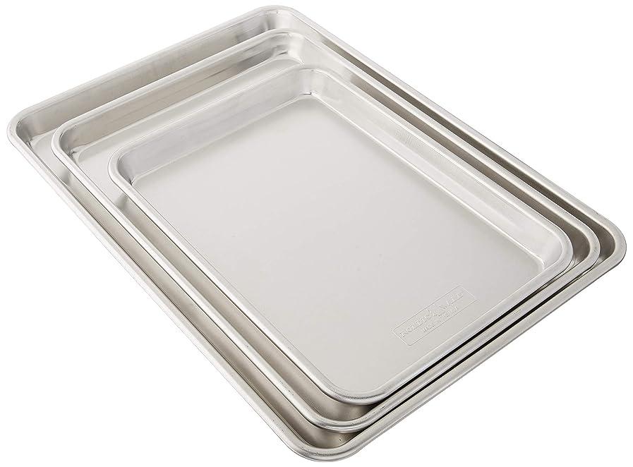 Nordic Ware 43174 3 Piece Baker's Delight Set, Aluminum yvocq3279