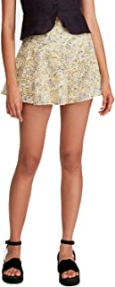 Free People Lace Shallow Waters Skort Neutral Combo 4