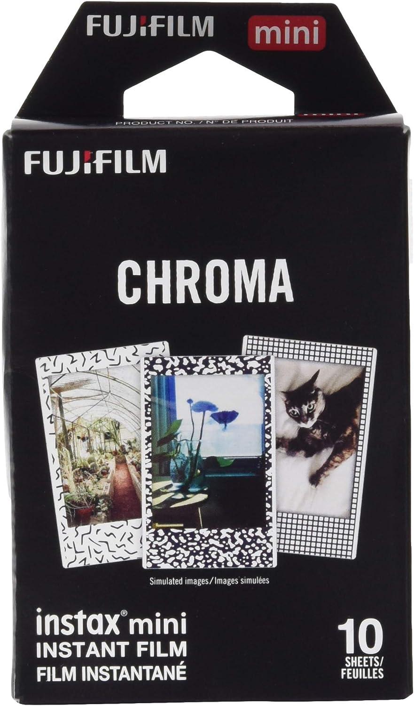 Fujifilm Instax Mini Chroma Film- Elegant 10 Dated - Short Regular dealer Ex Exposures